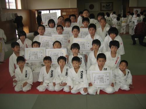 第12回丸岡町少年柔道交流大会