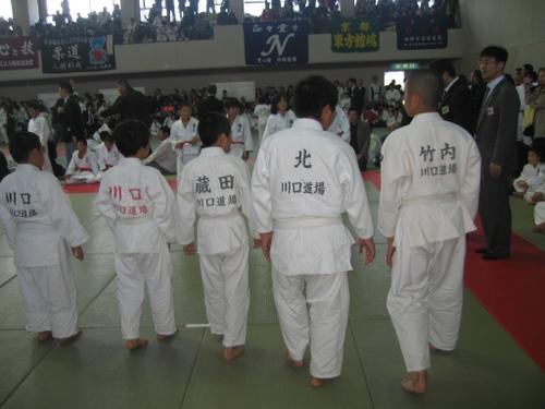 第51回伊香柔道大会