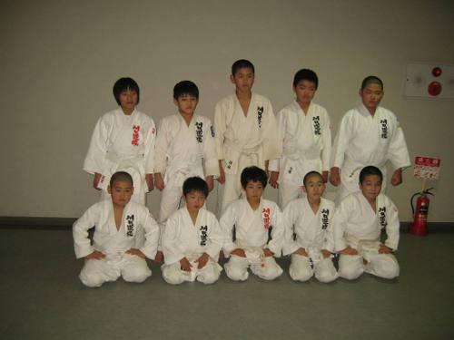第15回醍醐敏郎杯全国少年柔道大会