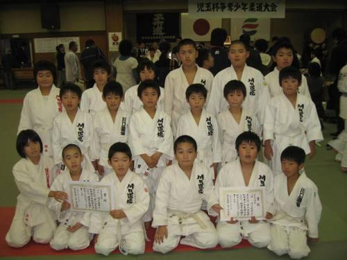 第6回児玉杯争奪少年柔道大会