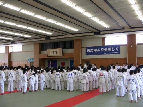 第5回小学生柔道錬成石川大会