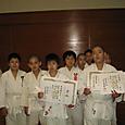 第8回全国小学生学年別柔道大会福井県予選会