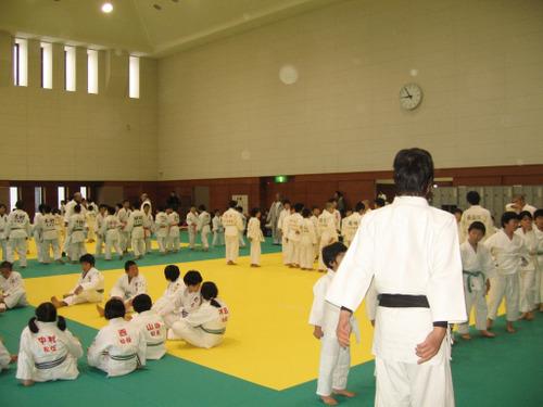 川口道場主催合同練習会