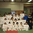 丸岡町少年柔道交流大会