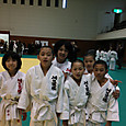 福井県少年団柔道大会