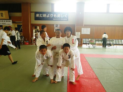 小学生柔道錬成石川大会