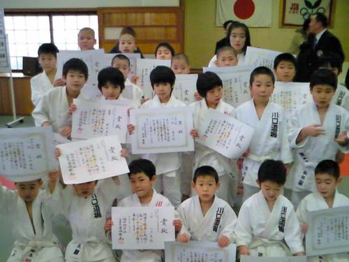 第10回丸岡町少年柔道交流大会