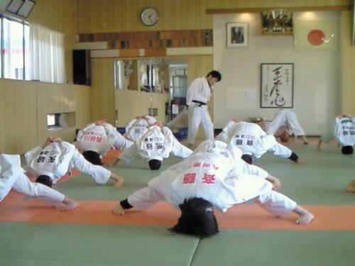 竹野道場合同練習