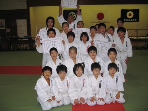 第2回 福井県学年別少年柔道大会