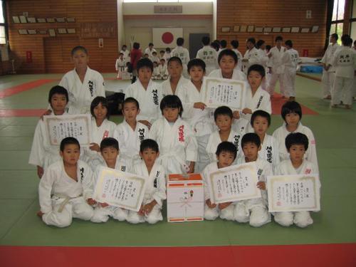 第8回坂井町柔道団体大会