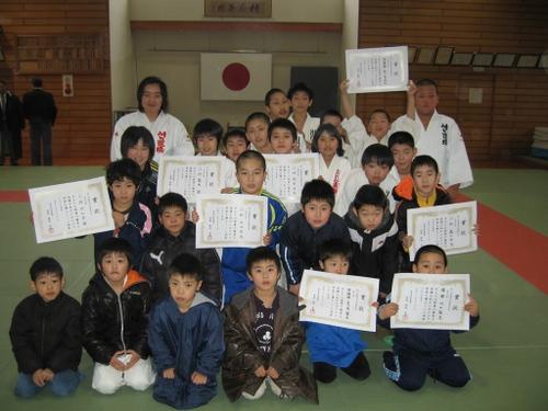 第1回 坂井市少年柔道大会